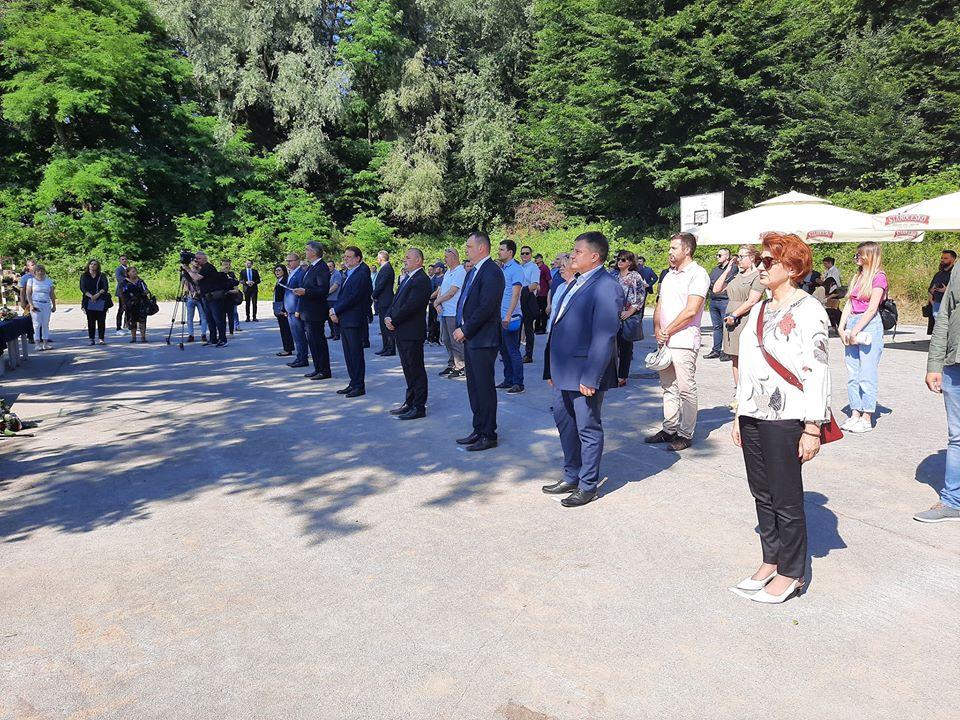 VETERANSKI CENTAR Kamen temeljac u Daruvaru položio premijer Plenković