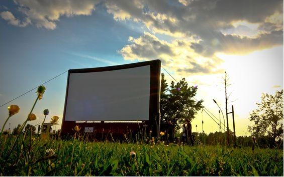 ZBOG LOŠEG VREMENA Ponovno odgođeno kino na otvorenom