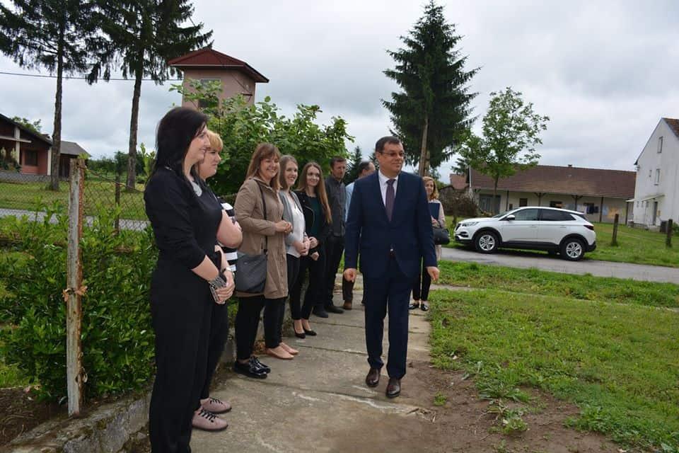 OBILAZAK U školstvo na području G. Polja ulaže se 20 milijuna kuna