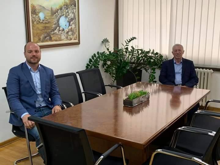 USUSRET IZBORIMA Bivši HSS-ovi župani u drugoj izbornoj jedinici podržali HDZ