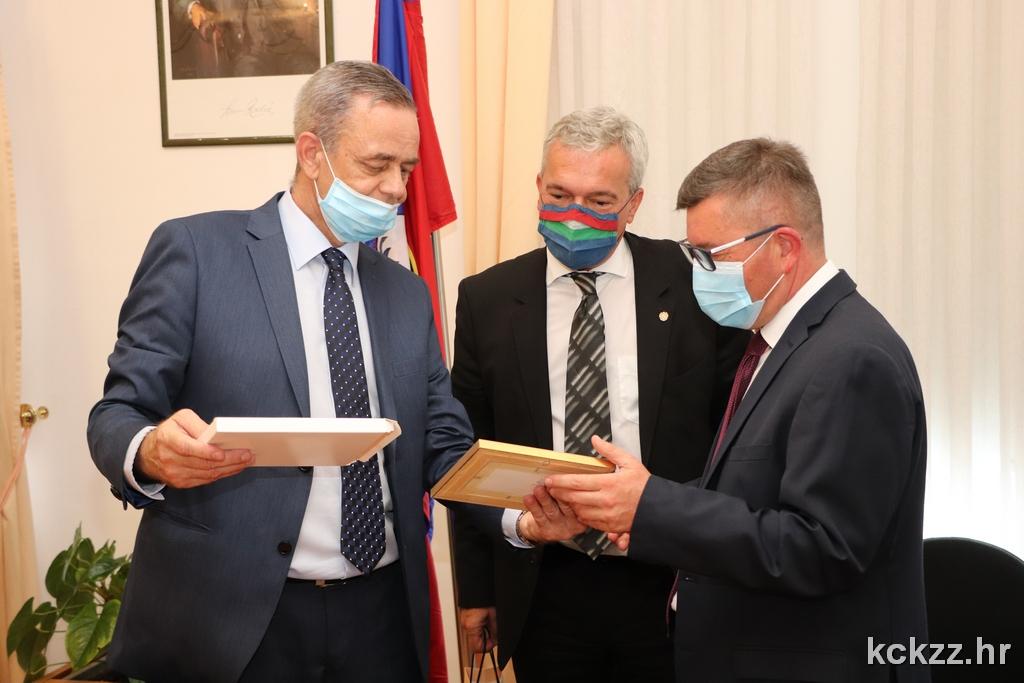 DOGOVORENA SURADNJA Gosti iz Mađarske u Koprivničko-križevačkoj županiji