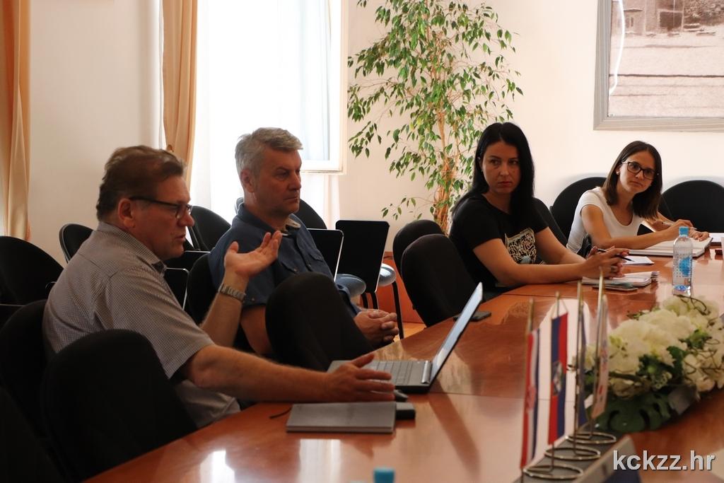 DRUGA FAZA Nastavak projekta Centra kompetentnosti KKŽ