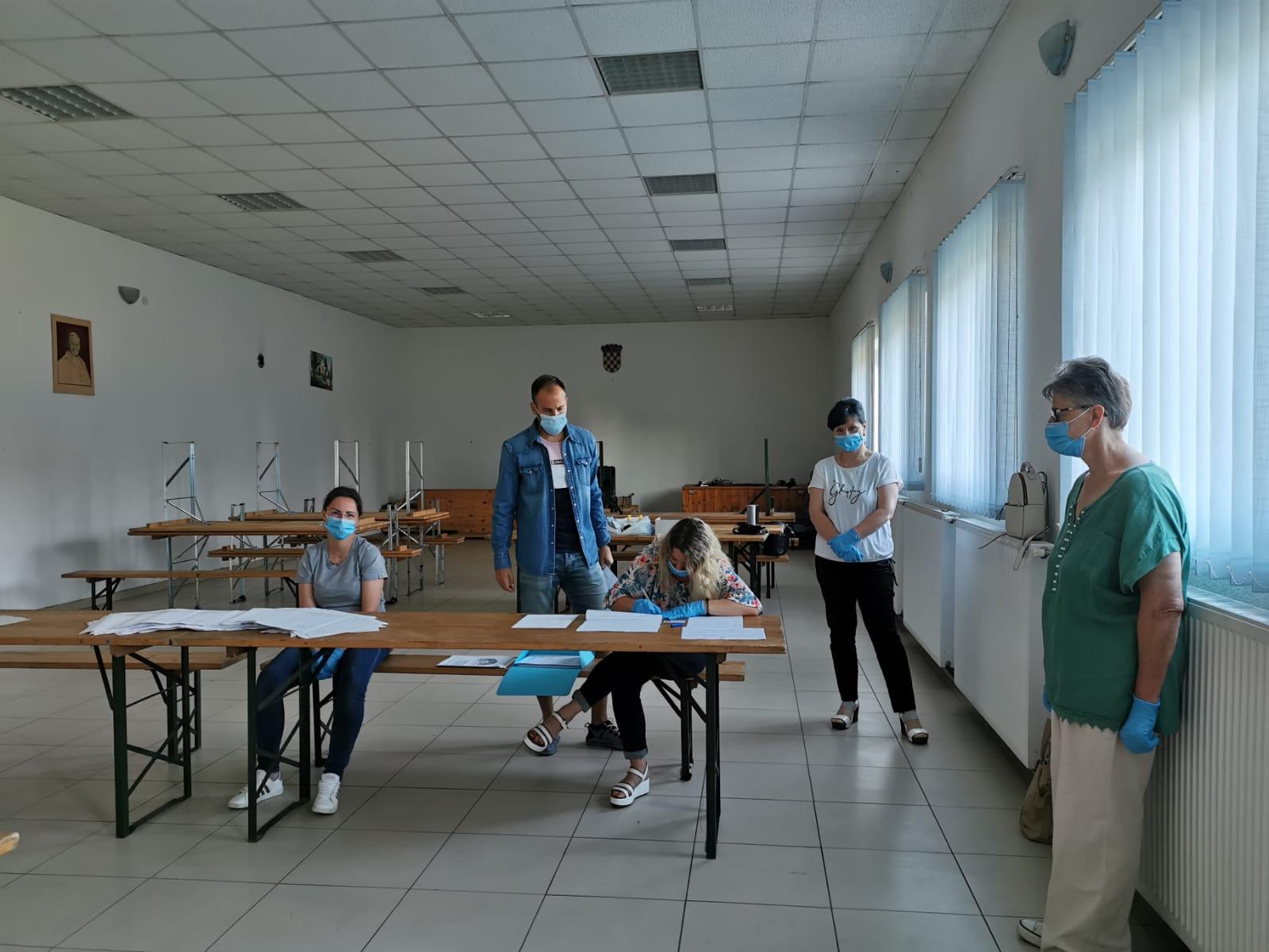 IZBORI Građansko pravo zatražilo 55 zaraženih, većina iz središnje Hrvatske