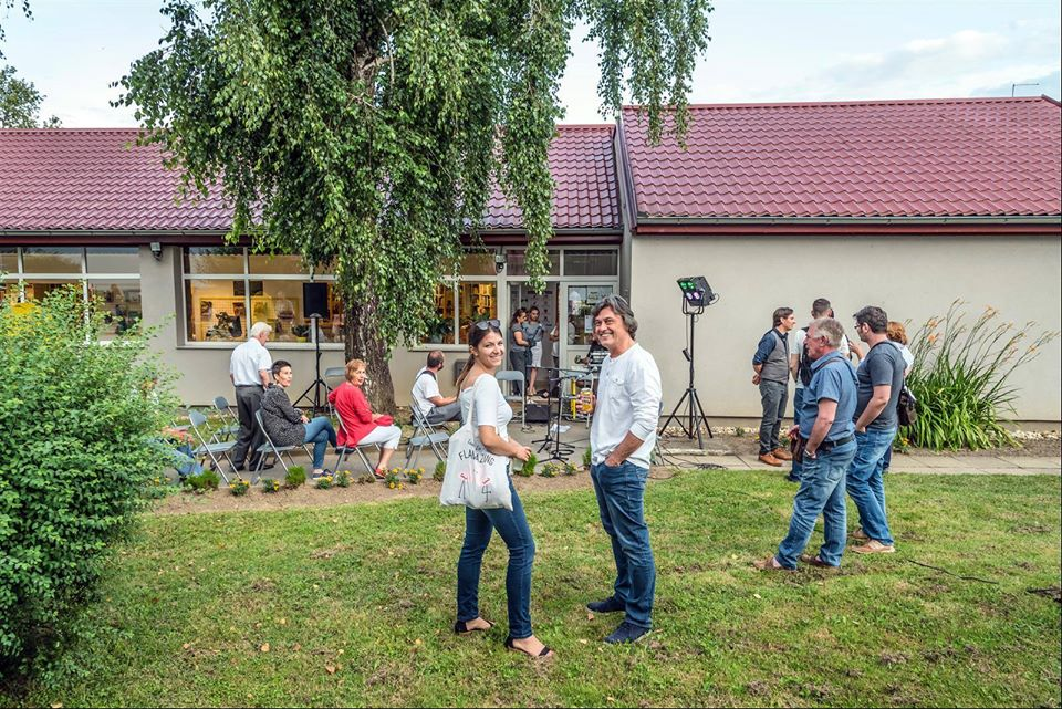 KUĆNI PARTY Čazmanska knjižnica spojila književnost i glazbu