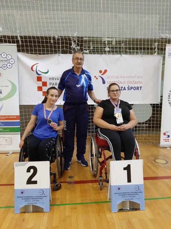 SJAJAN KUL PONG Marieta osvojila zlatnu medalju na državnom natjecanju!
