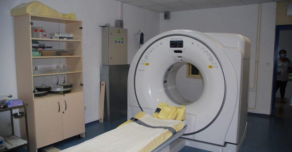 NAKON 16 GODINA Bolnica dobila novi CT uređaj