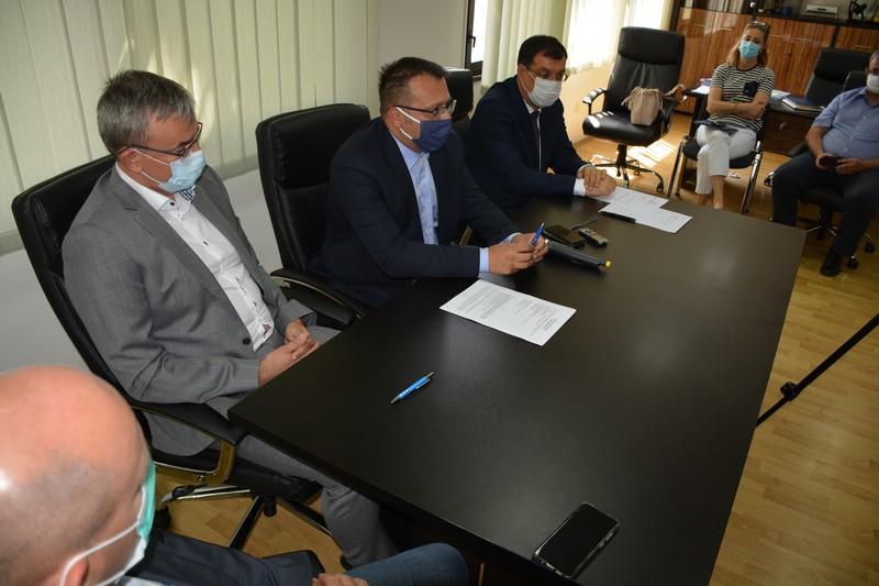 VODOPRIVREDA DARUVAR Potpisan ugovor vrijedan 33 milijuna kuna