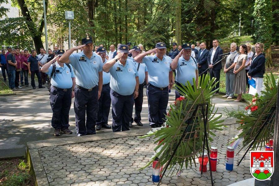 29. GODIŠNJICA SJEĆANJA Hrabra obrana Policijske postaje Daruvar