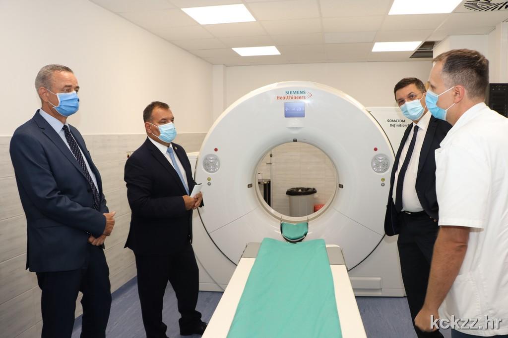 """ISKORAK U MEDICINI Opća bolnica """"teža je"""" za 47 milijuna kuna prostora i opreme za bolji rad"""