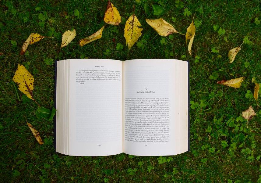 ODMOR UZ KNJIGU Fotkajte što i gdje čitate