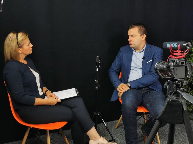 HREBAK UZ DAN GRADA 'Želim i dalje voditi Bjelovar i završiti započete projekte!'