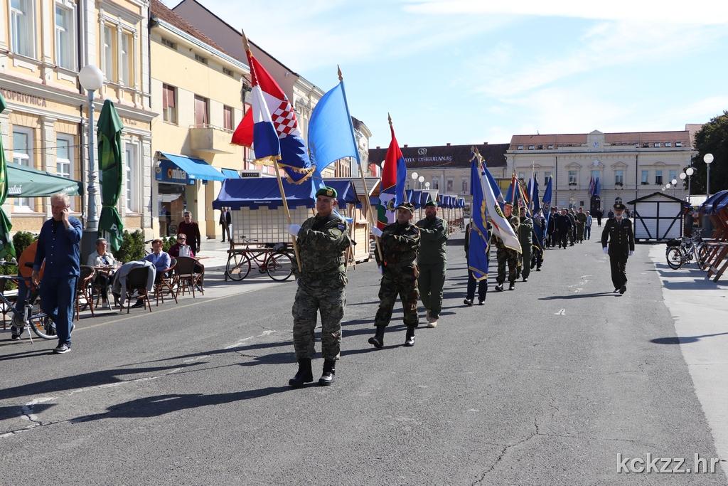 VAŽNA OBLJETNICA Dan preuzimanja vojarne i Dan koprivničkih branitelja