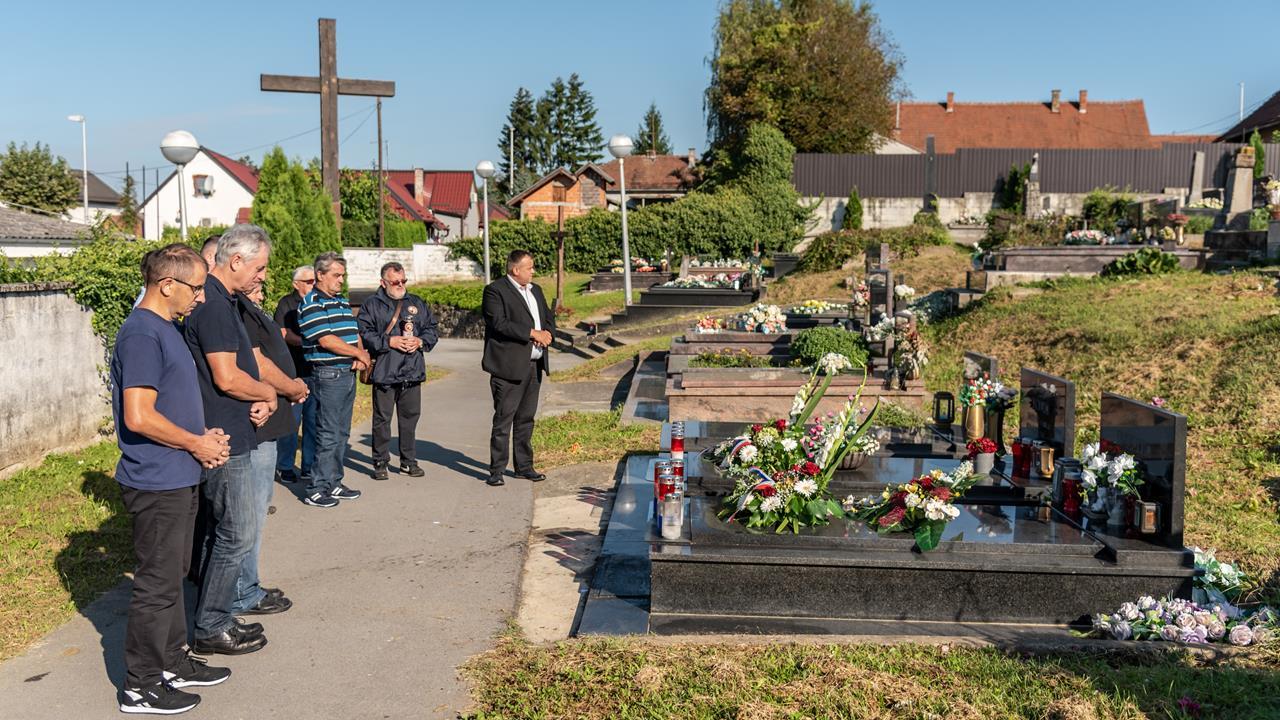 TUŽNA OBLJETNICA Čazmanci se prisjetili stradalih u Kusonjama