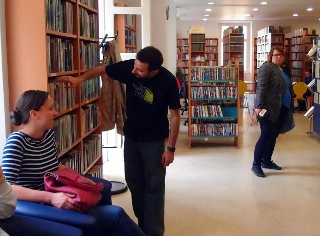 CIJELI DAN Knjižnica se vratila na puno radno vrijeme