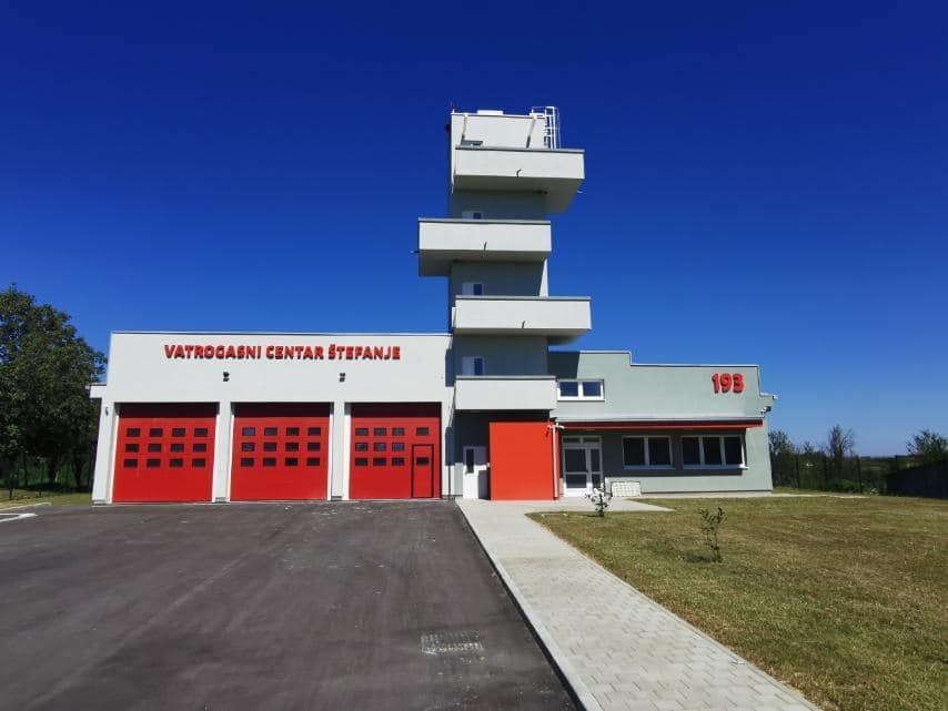 VATROGASTVO Centar je gotov, a uskoro stižu i vozila