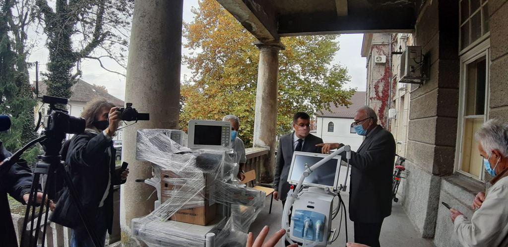 BORBA PROTIV KORONE OB Bjelovar raspolaže s 18 respiratora i 70 kreveta