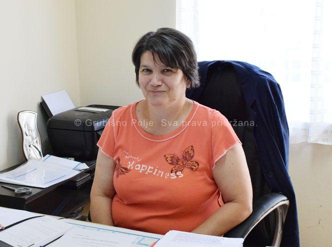 CRVENI KRIŽ Alenka Soldan nova ravnateljica u Grubišnom Polju
