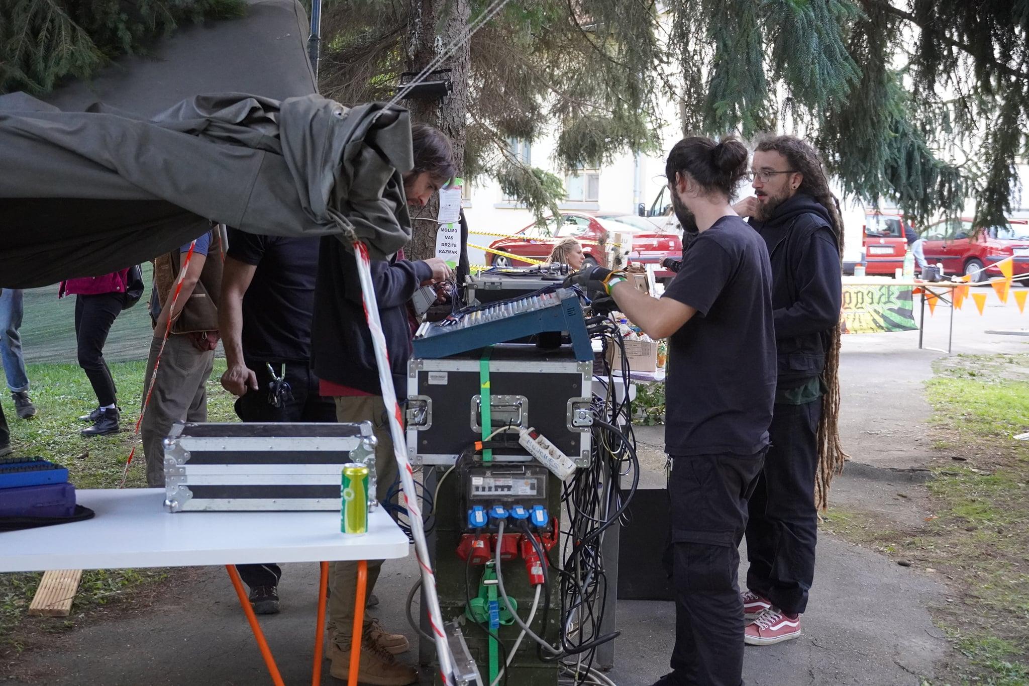 BASS MADNESS Znanje i akcija kao zabava u režiji ekipe iz Koprive
