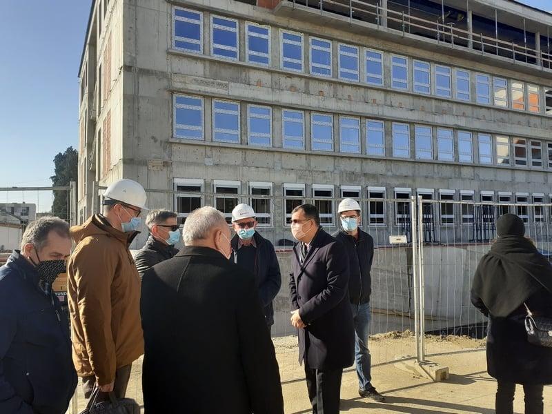 HSU BBŽ Nova bolnica znači novu dimenzija zdravstvenih usluga