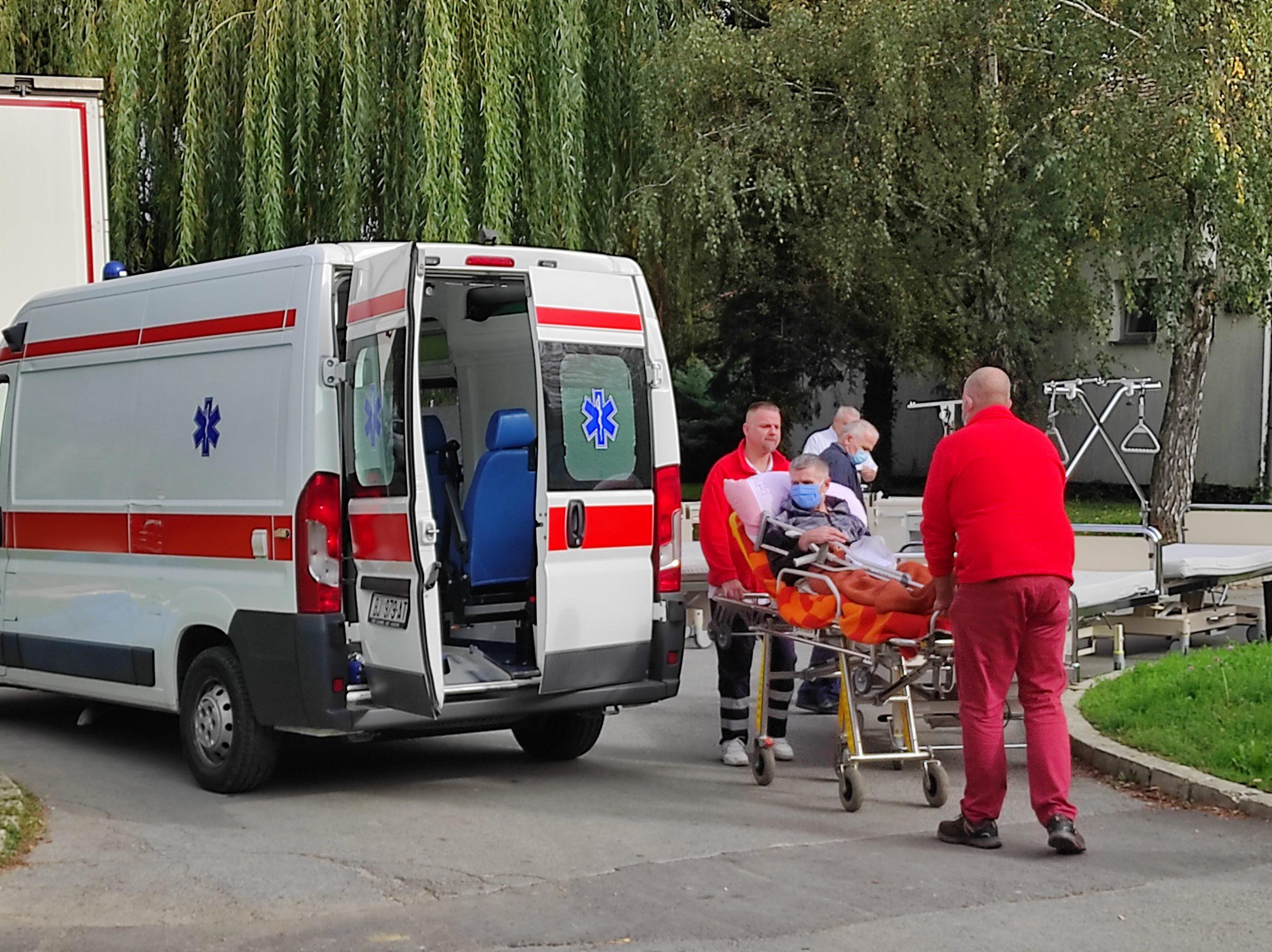 ALARMANTNO STANJE U središnjoj Hrvatskoj sve više umrlih i pacijenata na respiratoru!