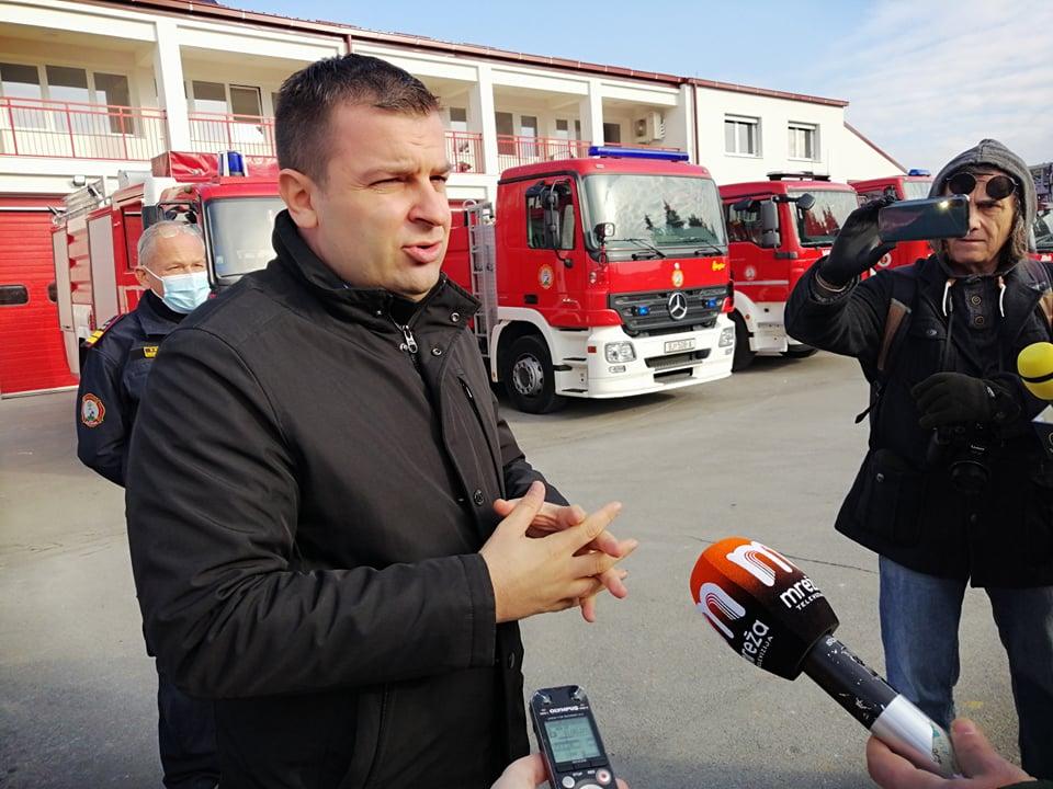 TRANSPARENTNO S gradonačelnikom Hrebakom o aktualnim projektima