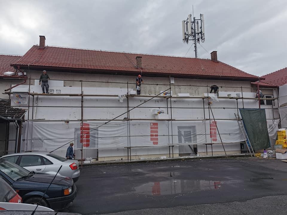 REKONSTRUKCIJA Pojedini općinski projekti gotovi do kraja godine