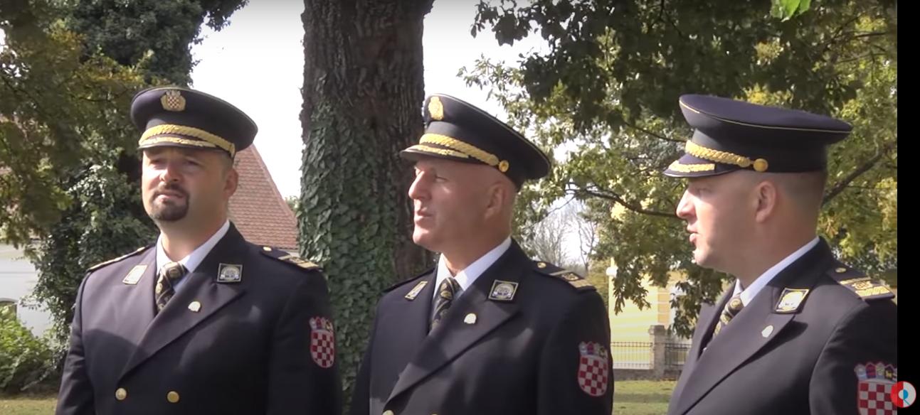 UZ DAN POBJEDE Novi spot policijske klape snimljen u Vukovaru