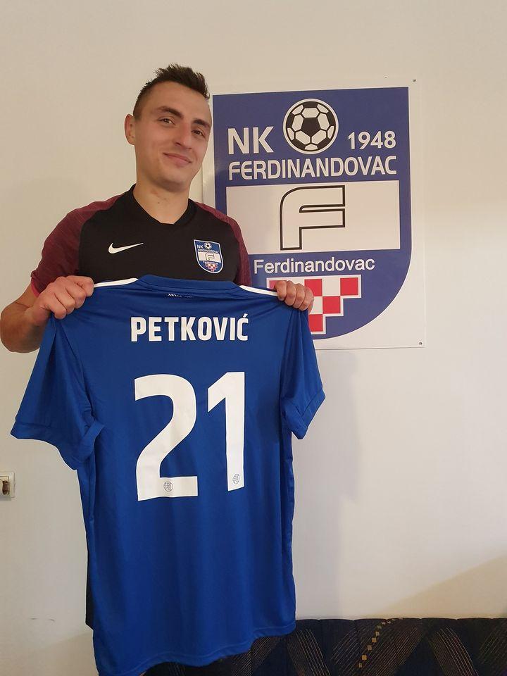 GESTA ZA PAMĆENJE Petković nesuđenog suparnika iz Ferdinandovca iznenadio darom