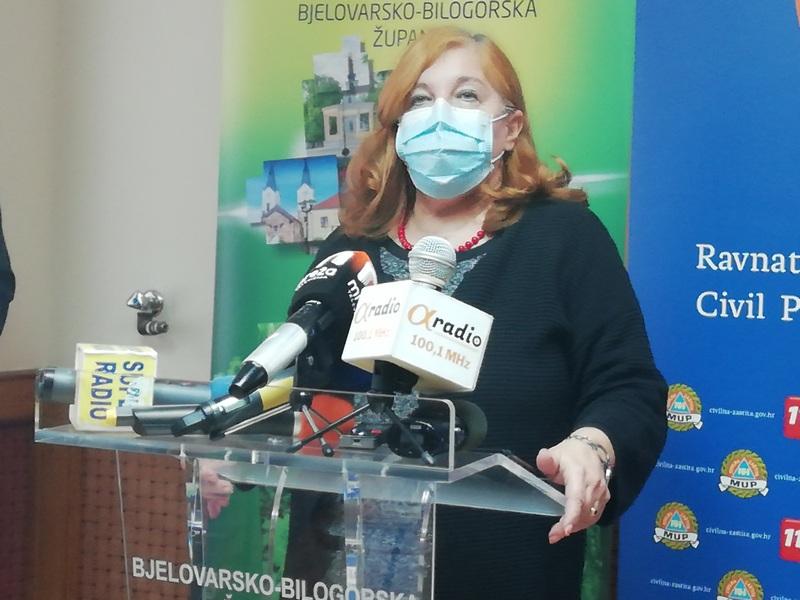 VELIKO ŽARIŠTE Sve više pacijenata na respiratoru, spremaju se nove mjere za Bjelovar