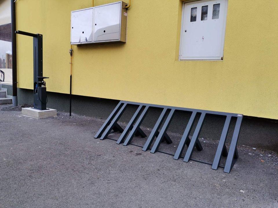 CIKLOTURIZAM UZIMA MAHA U središtu općine servis za bicikle