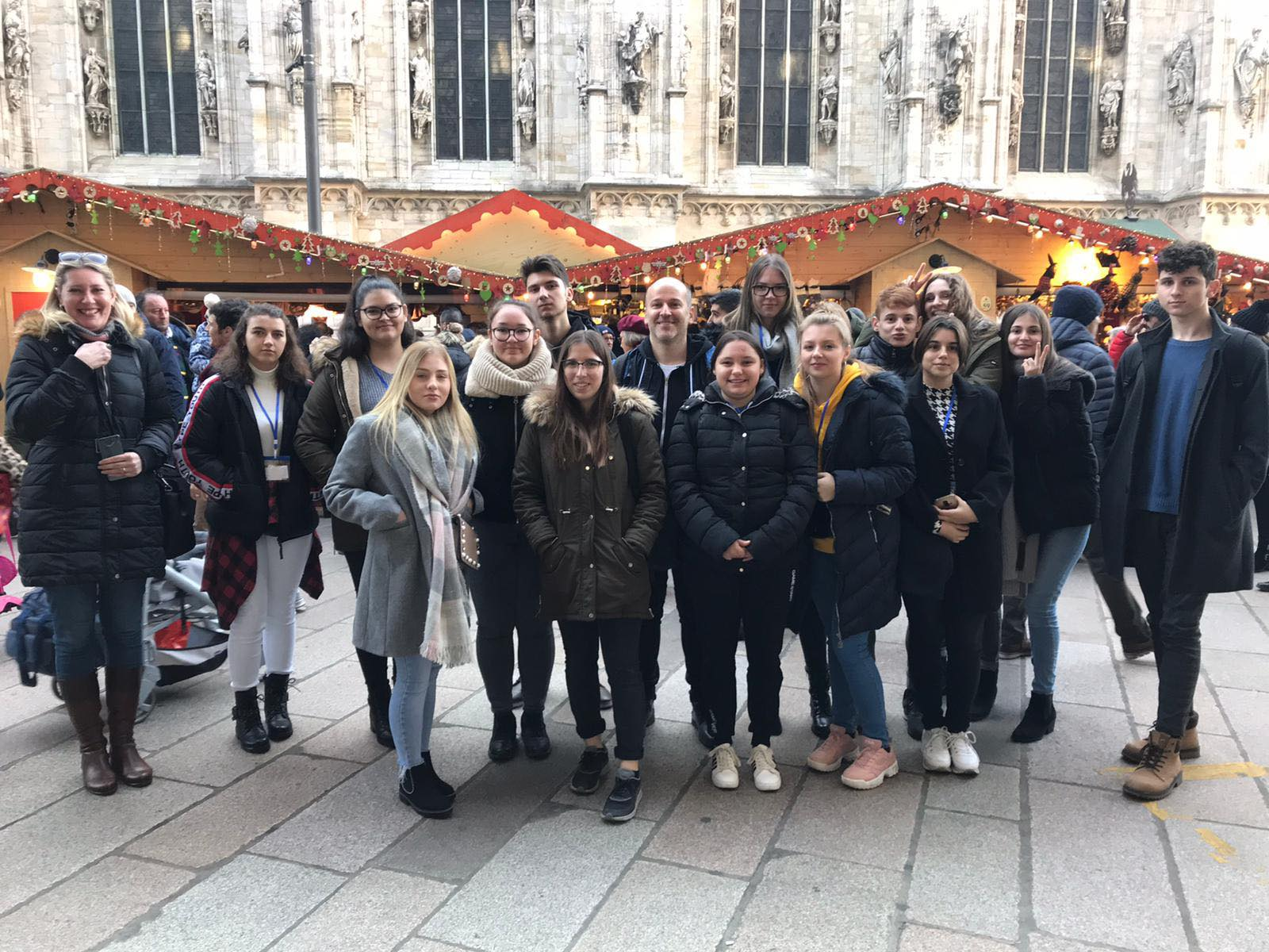 IZAZOVI KOMERCIJALISTA Godina dana aktivnosti, uključujući i nezaboravni posjet Milanu