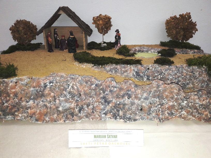 BOŽIĆU USUSRET U muzeju Grada Đurđevca postavljena posebna izložba