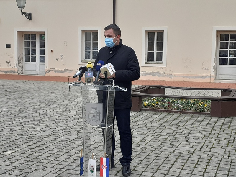 TRANSPARENTNO Dario Hrebak o bjelovarskim aktualnostima