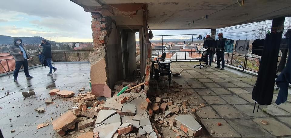 NIZ SE NASTAVLJA Novi potresi na petrinjskom području!