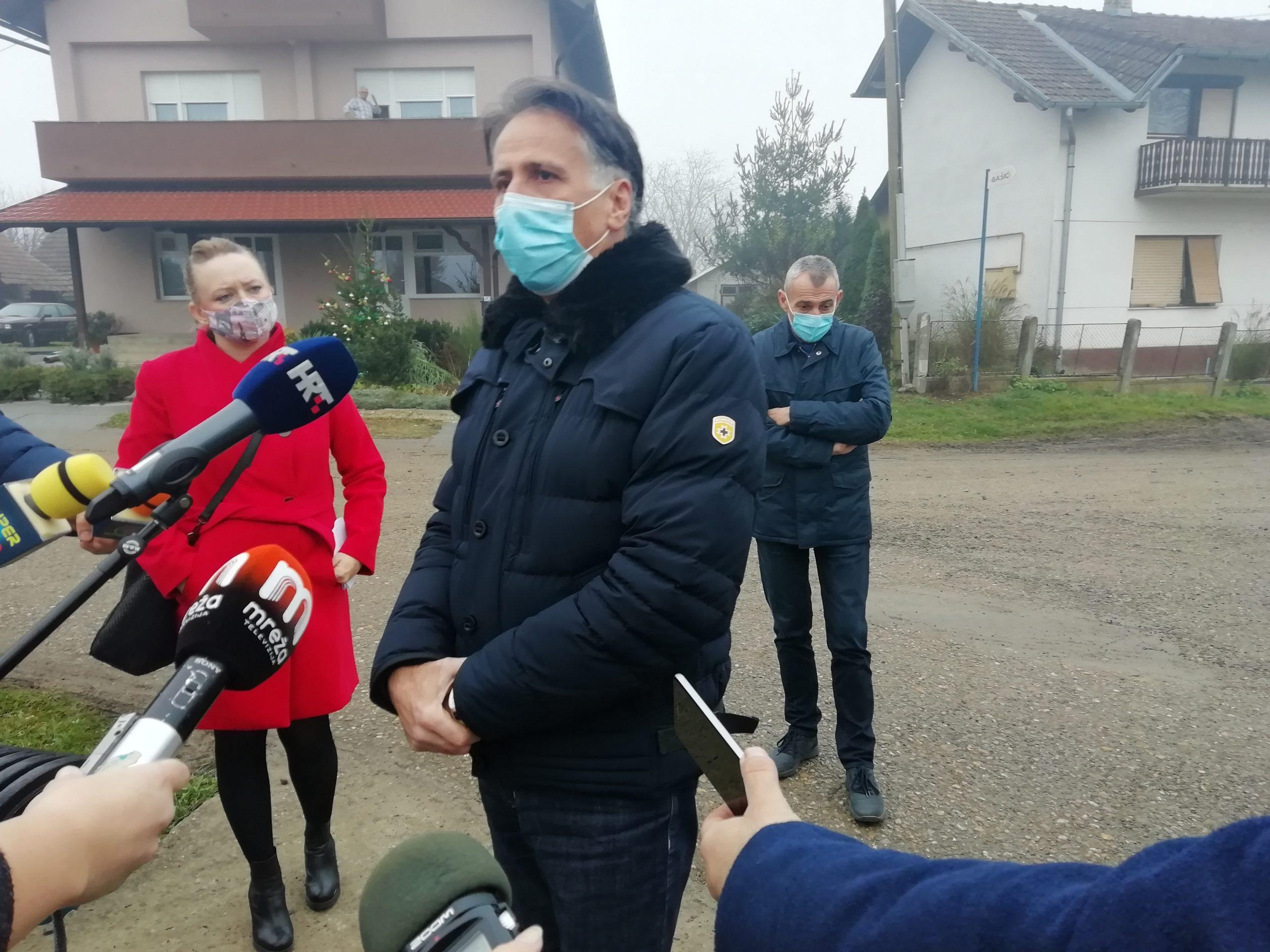 RADOVI U TIJEKU Poboljšava se vodnokomunalna infrastruktura Bjelovara