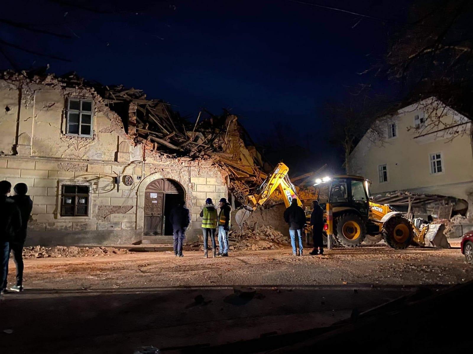 STRAH OD POTRESA Nakon nedavnih katastrofa, sve više građana osigurava imovinu