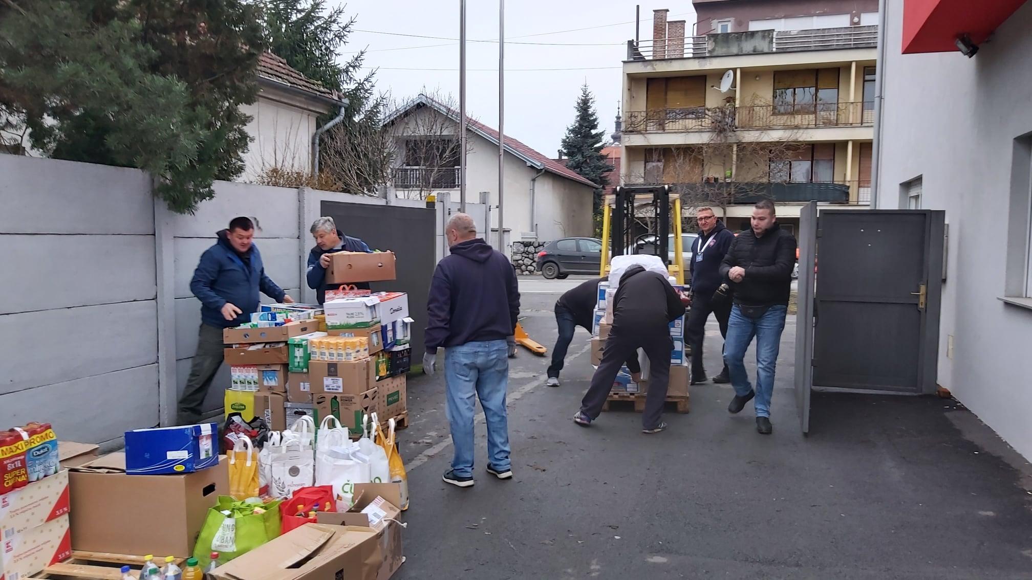 NASTAVAK Crveni križ i dalje prikuplja donacije za stradala područja