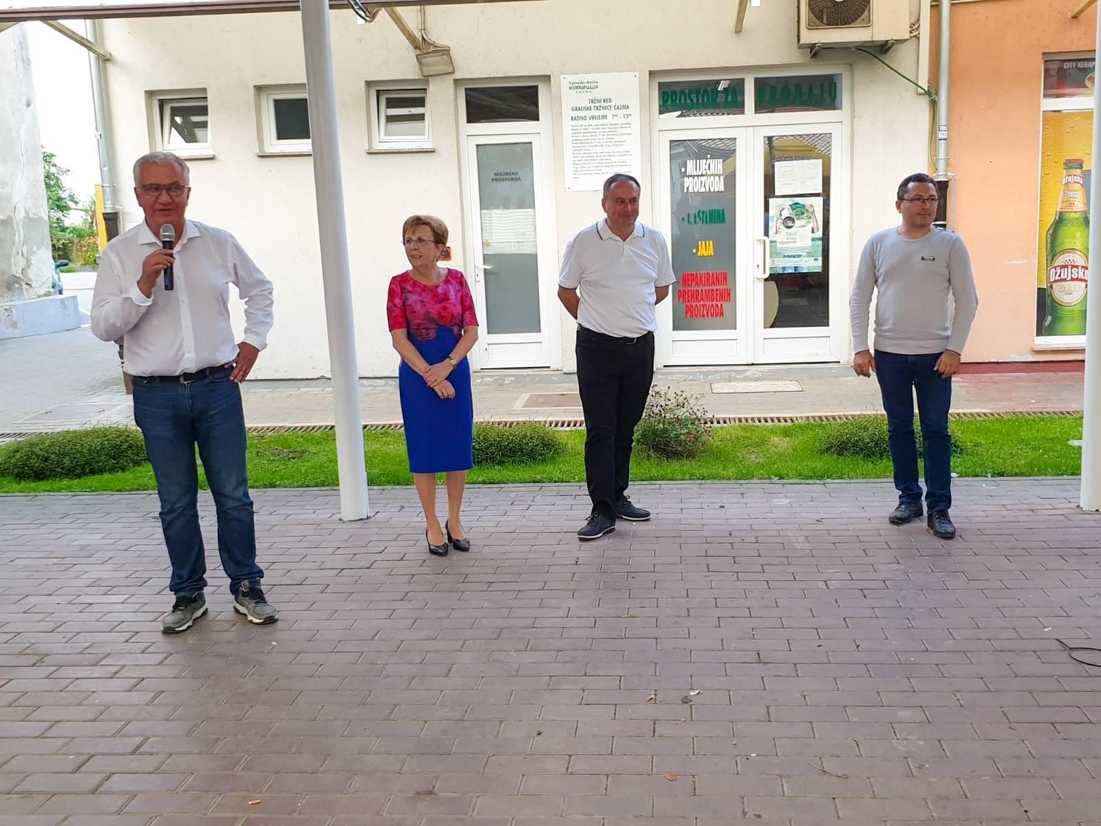 SDP BEZ PREDSJEDNKA Glavni odbor odlučuje o povjereniku za BBŽ