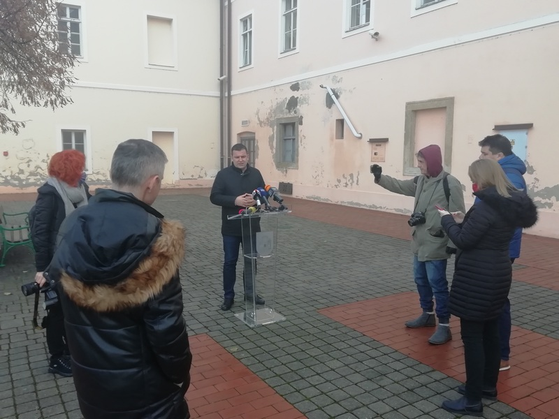 PRVI VAL POMOĆI Bjelovar Petrinji uplatio 50 tisuća kuna