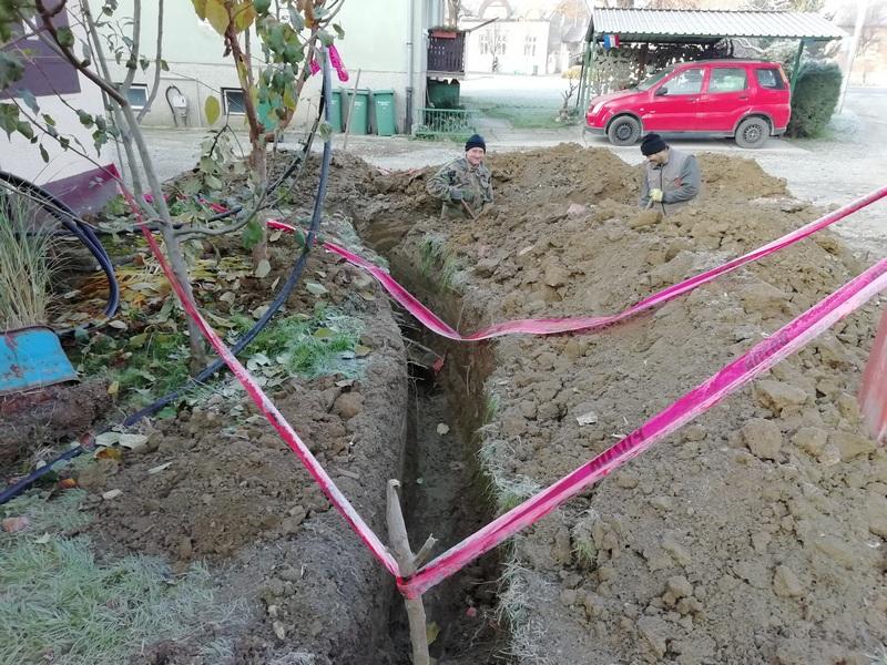 DOŠLI NA SVOJE Krešimirovo naselje napokon dočekalo temeljitu obnovu