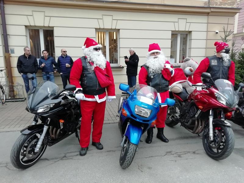 TRADICIJA Moto Mrazovi ni ove godine nisu zaobišli Bjelovarčane