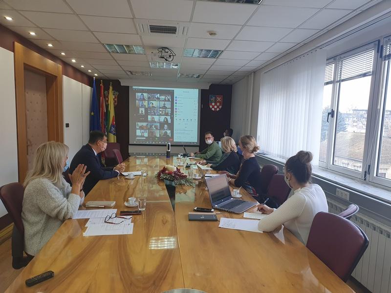 ORGANIZIRANI MLADI Formirano Vijeće učenika Bjelovarsko-bilogorske županije
