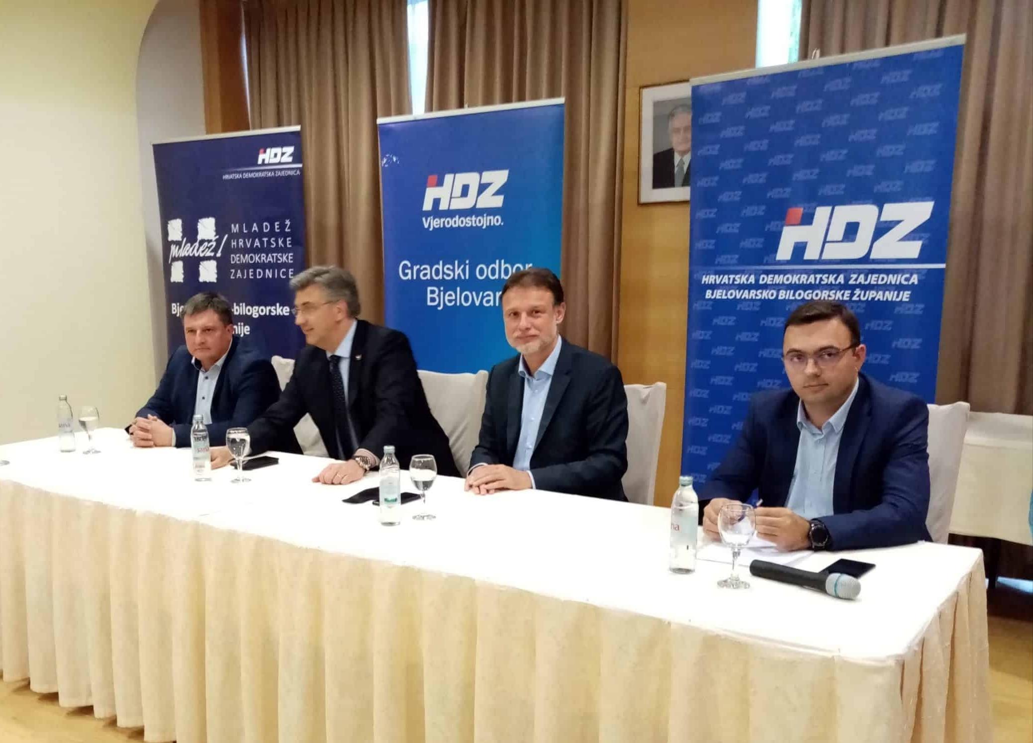 LOKALNI IZBORI: HDZ-ov kandidat za župana je…