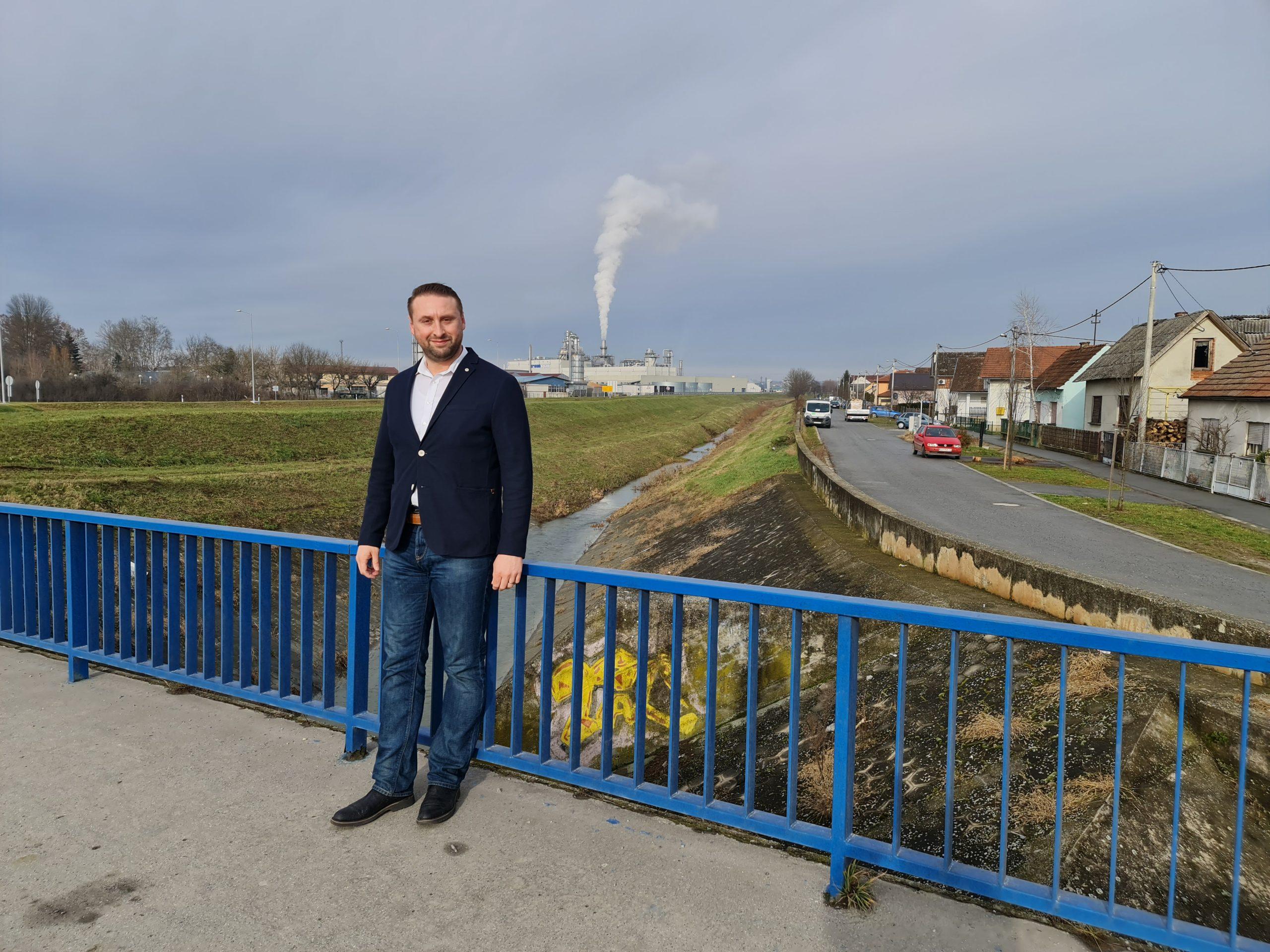 OBEĆANJE IZ GRADA Bjelovar dobiva modernu šetnicu