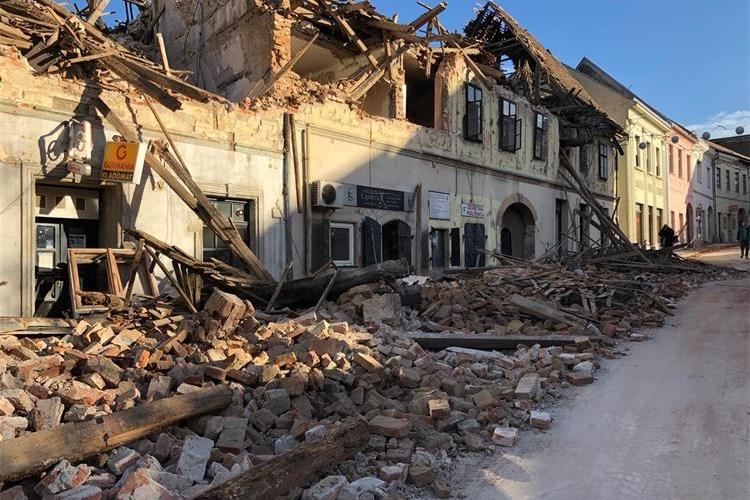 Novi uredi ministarstva za pomoć stradalima u potresu