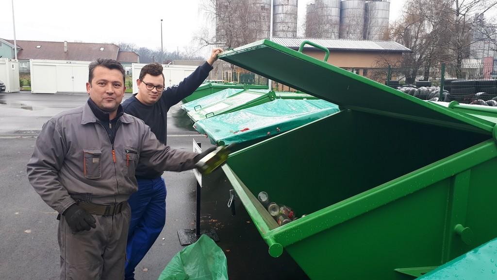 ODLAGANJE OTPADA Drugo reciklažno dvorište u gradu!