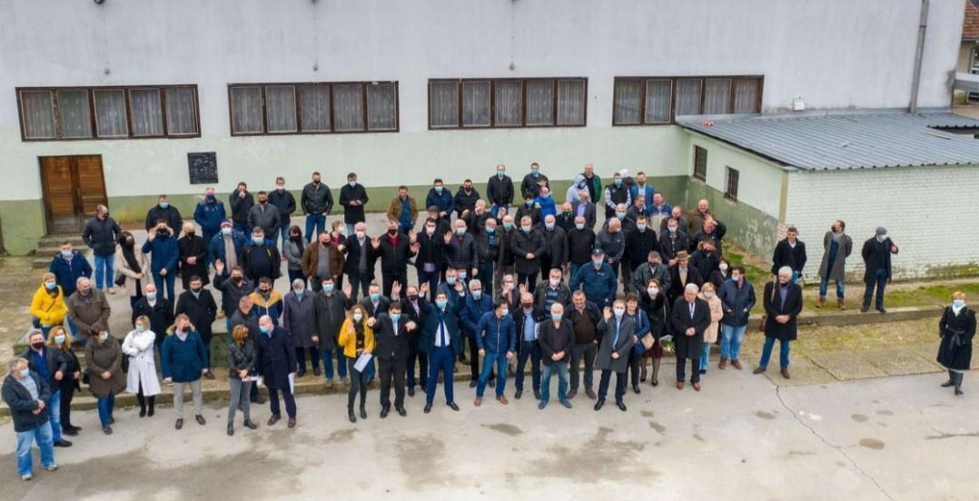 OSNOVAN DEMOKRATSKI HSS Za modernu Hrvatsku na temelju učenja braće Radić