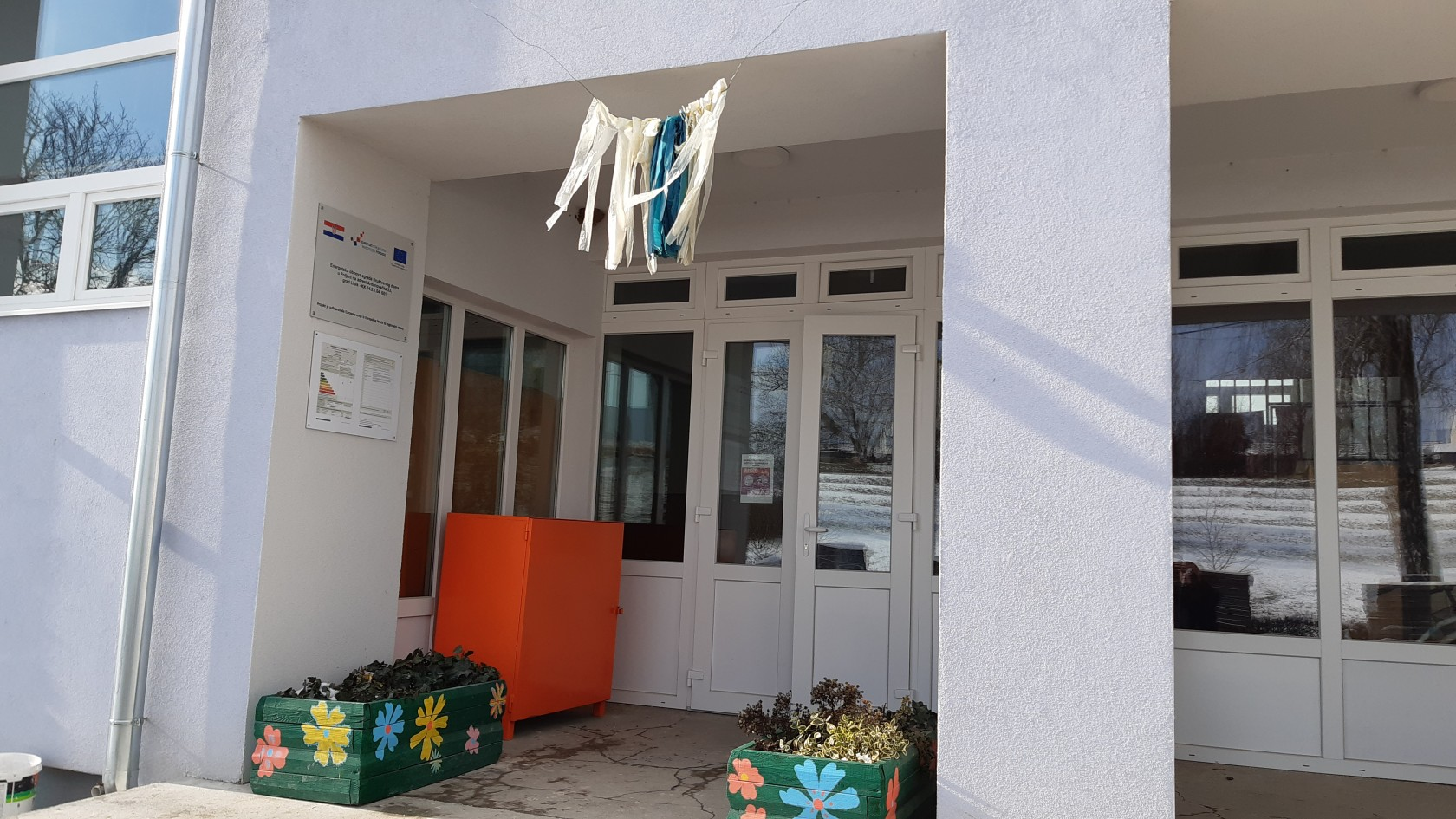 ENERGETSKA OBNOVA Uređen društveni dom u Poljani