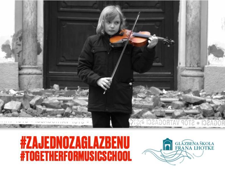 HUMANITARNO I poznati glazbenici pomažu sisačkoj Glazbenoj školi!