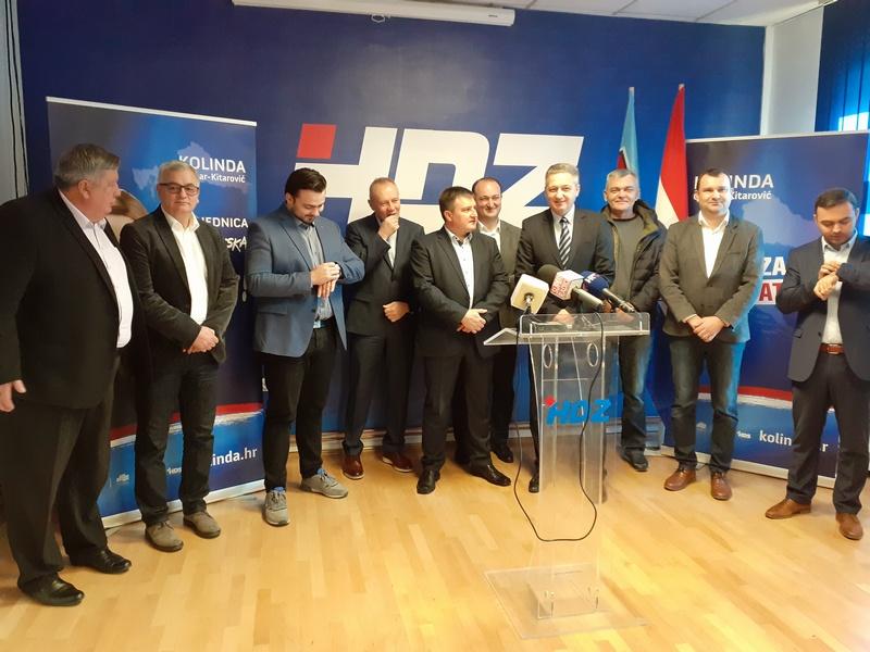 EKSKLUZIVNO Tko će od četvero kandidata HDZ-a u bitku za župana